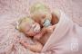 Premature Full Silicone Body Twins