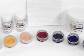 Pack de Pintura para Siliconas de Platino