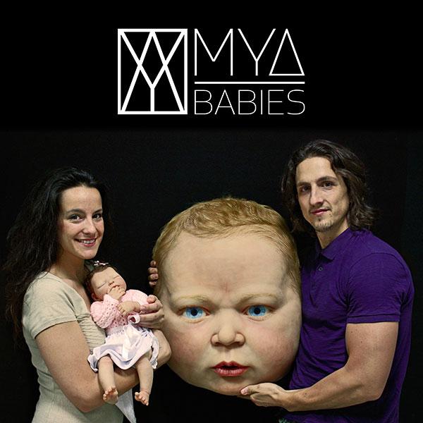 MYA Babies. María Jordano & Alejandro Fedriani
